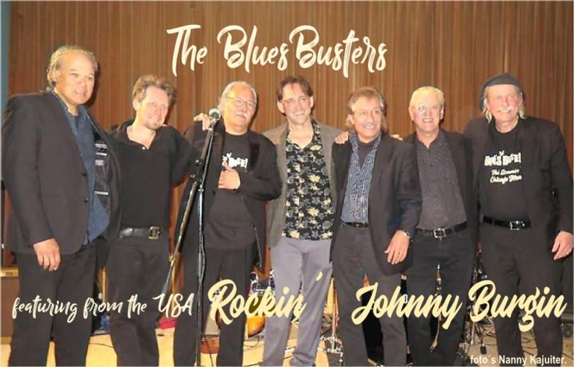01 - 37 Busters & Johnny met tekst